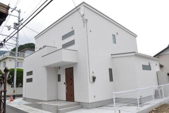 TSUNAGARIの家