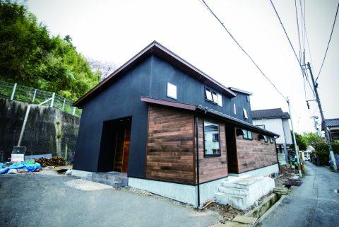神田川原の家  KOHAKU製菓様