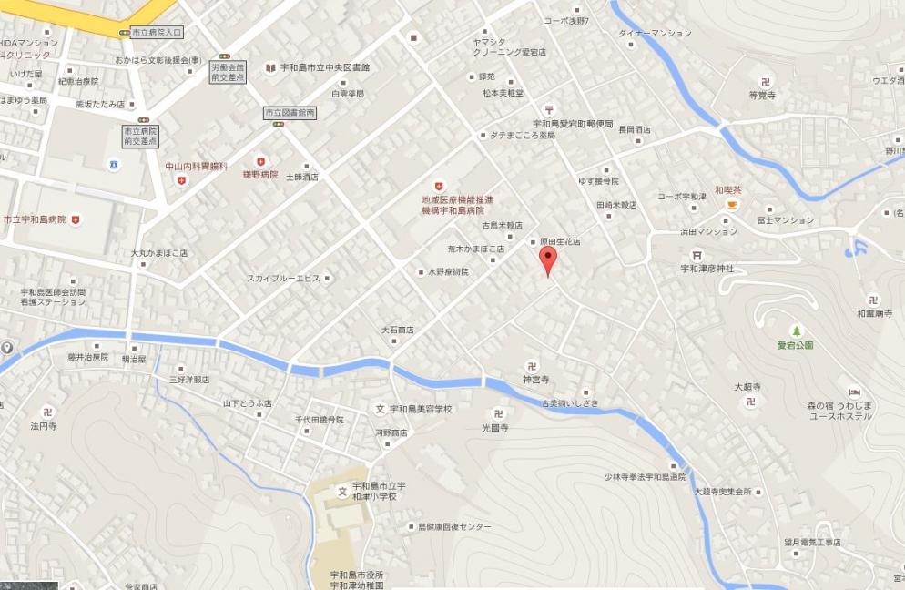 笹町地図2